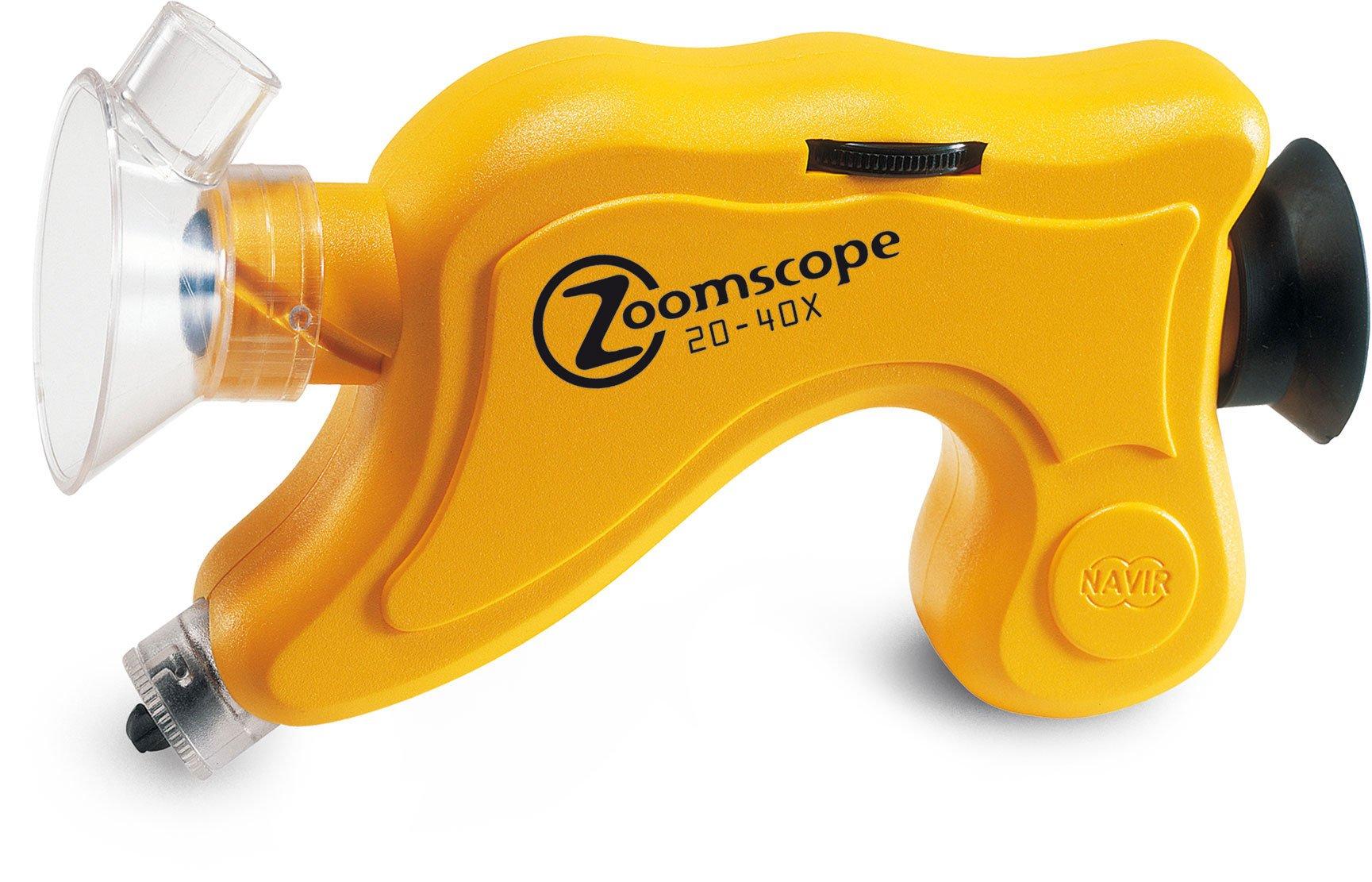 Zoomscope Microscope by Brookite