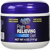 Blue Goo Pain Relief Gel, 4 Ounce