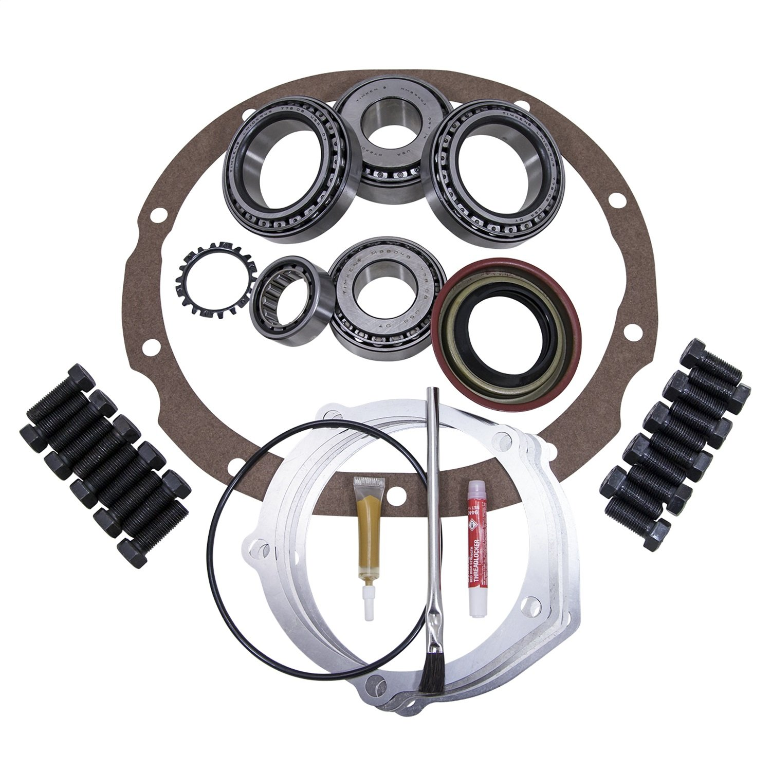 Yukon (YK F9-HIPIN-C) Master Overhaul Kit for Ford 8.8'' LM603011 Reverse Rotation Differential with 31 Spline by Yukon Gear