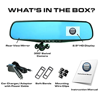 amazon com official hd mirror cam as seen on tv dash cam 350 rh amazon com As Seen On TV Logo As Seen On TV Toys