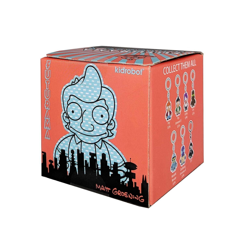 Kidrobot Futurama Universe X2 Blind Box Mini Figure Keychain (1 Figure)