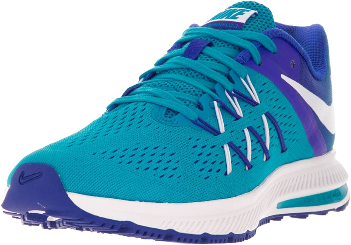 Nike Women's Zoom Winflo 3 Running Shoe