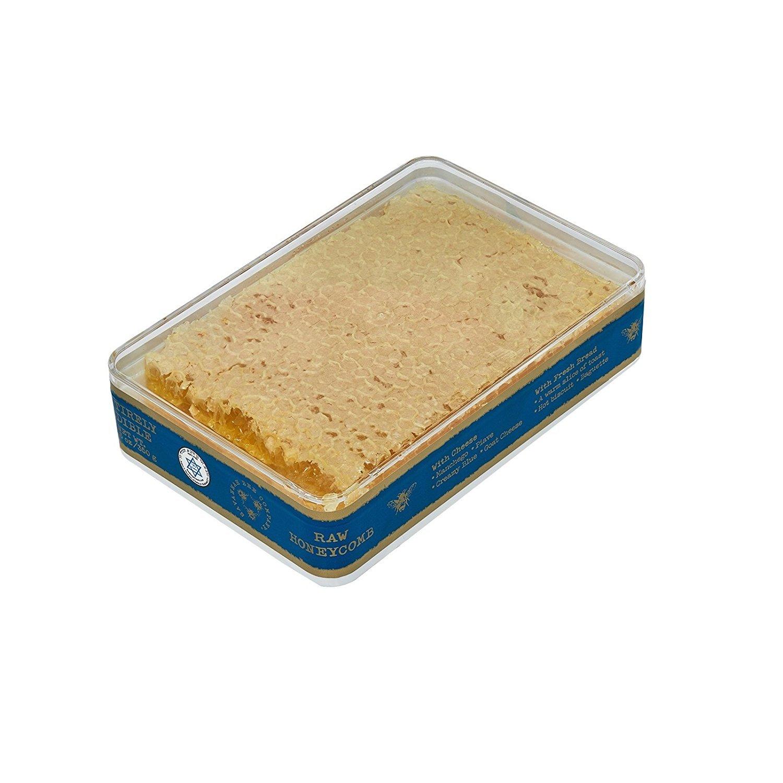 The Savannah Bee Company Raw Acacia Honeycomb, 12.3-15 oz