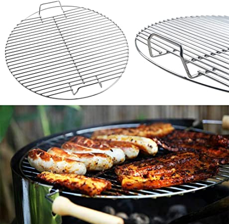 Grill barbeque BBQ grille de grillage ronde 44,5 acier