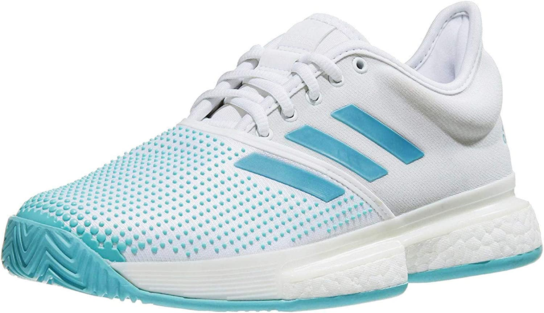 Adidas SoleCourt Parley Shoes: Amazon