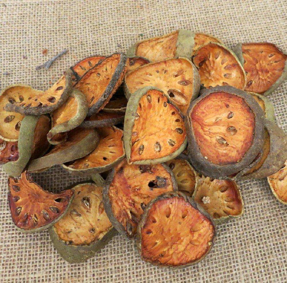 Dried Quinceスライス – ( 10 – 12スライスあたりバッグ) USA Crafts B0784H71T1