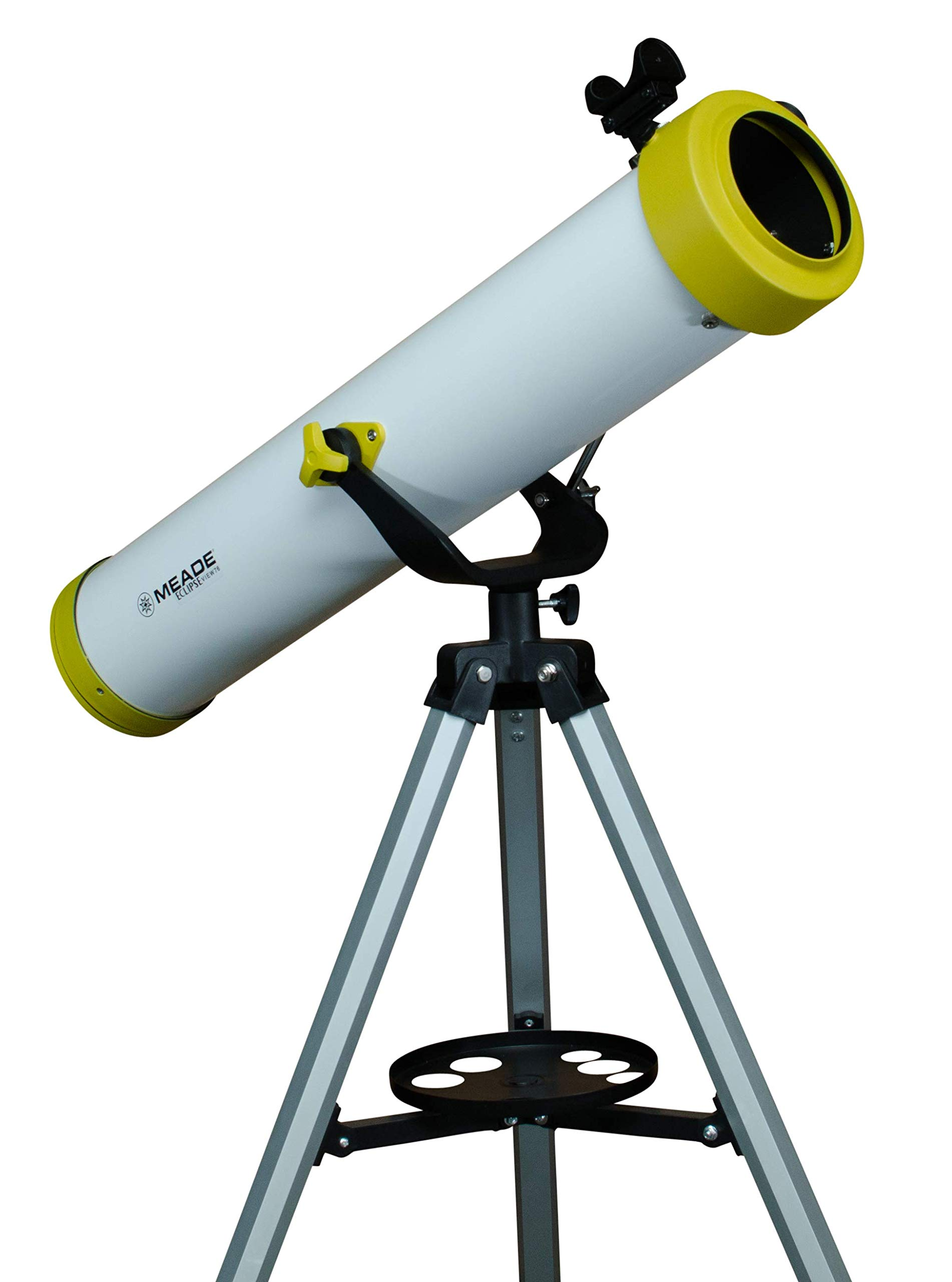 Meade Instruments Day and Night Telescope-227003 EclipseView 76mm Reflecting Telescope with Removable Filter by Meade Instruments