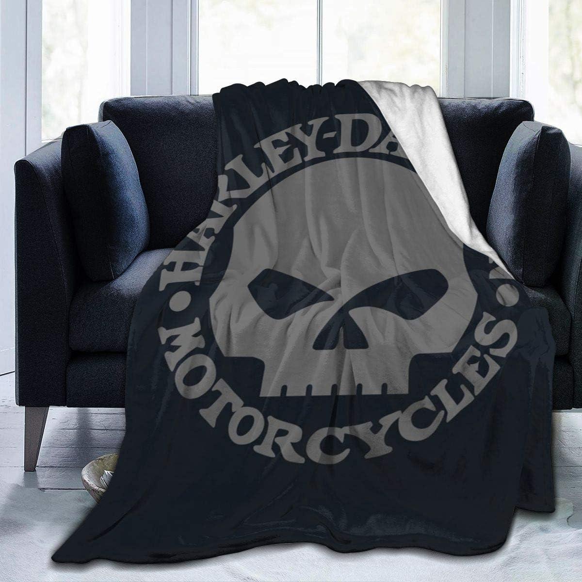 Harley Davidson Blanket