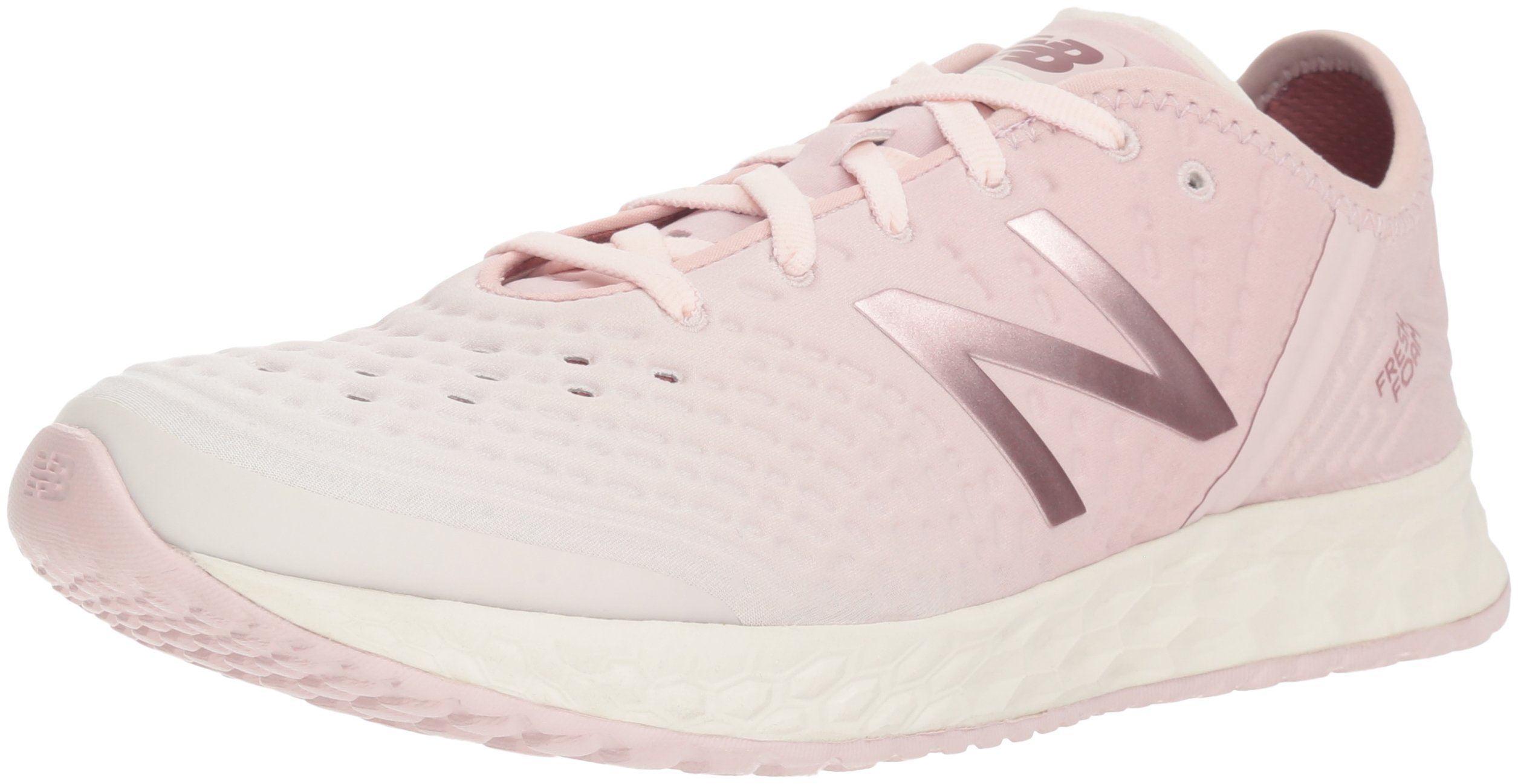 New Balance Women's Fresh Foam Crush v1 Cross Trainer, Light Pink, 8 B US