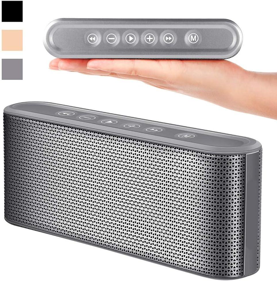 Faviye Power Bank con Altavoz Bluetooth Extra Bass Caja de música inalámbrica para un excelente Sonido y Graves: Amazon.es: Hogar