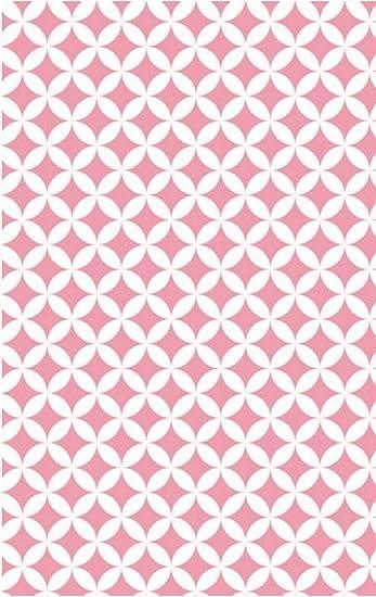 i.stHOME Klebefolie - Rauten pink Elliot - Möbellfolie - Dekorfolie ...