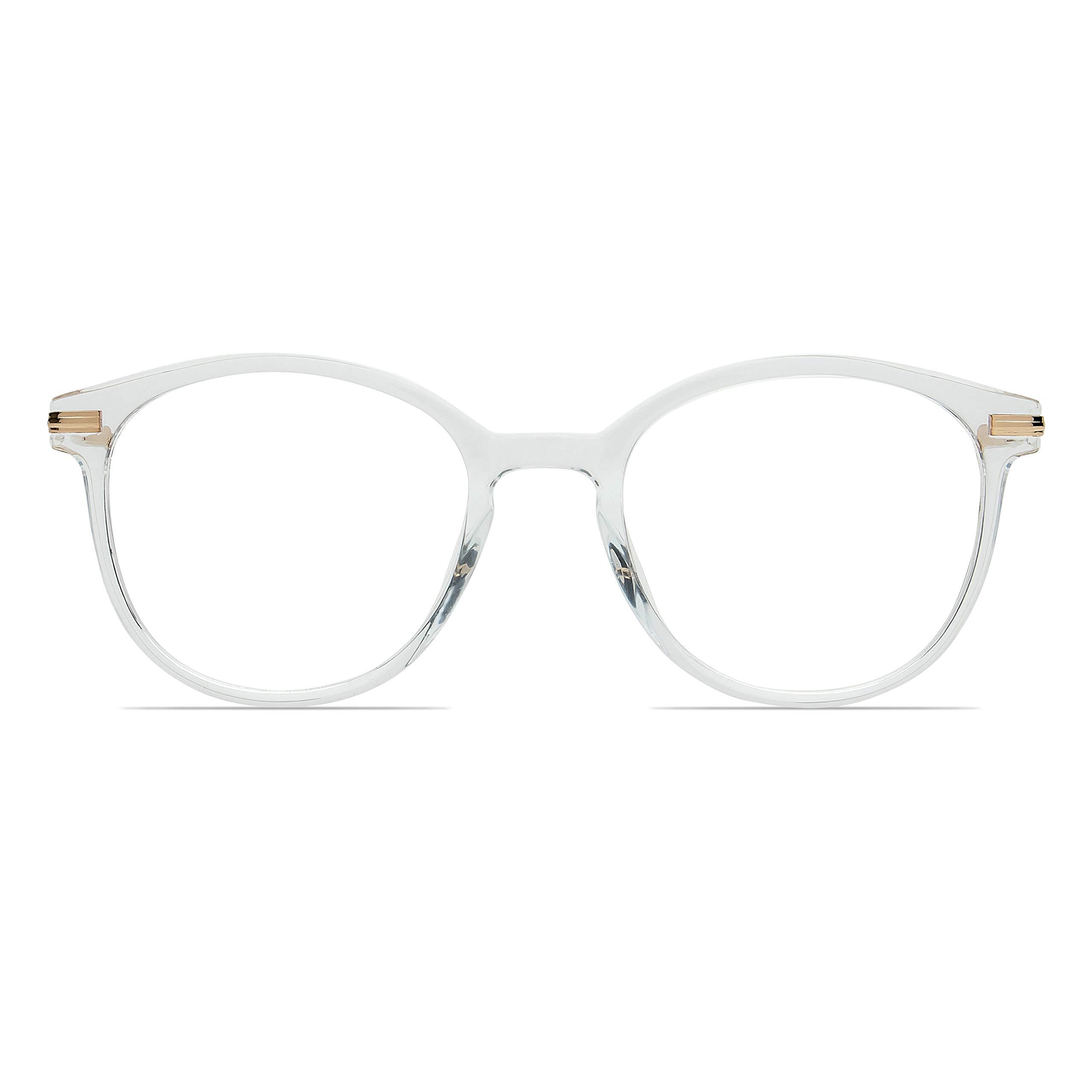 Blue Light Blocking Glasses Transparent Eyeglasses Frame Anti Blue Ray Computer Game Glasses
