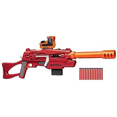 Air Warriors Red-Dot Scope Snipe Dart Blaster: Toys & Games