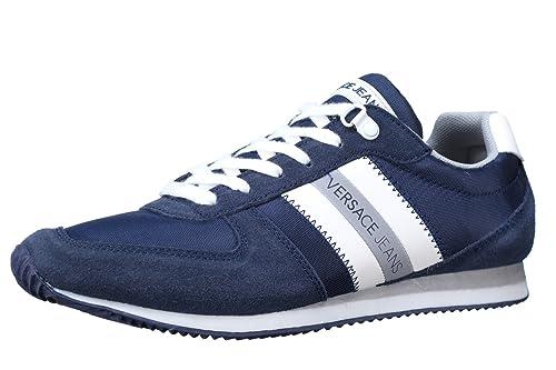 Versace Jeans Sneaker Uomo DisA3 Suede/Nylon E0YPBSA3239 ...