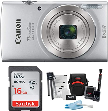 Canon ELPH 180 product image 7