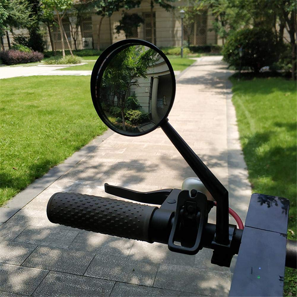 Amazon.com: Cheng-store Scooter Side Mirror, 2 Pcs Handlebar ...
