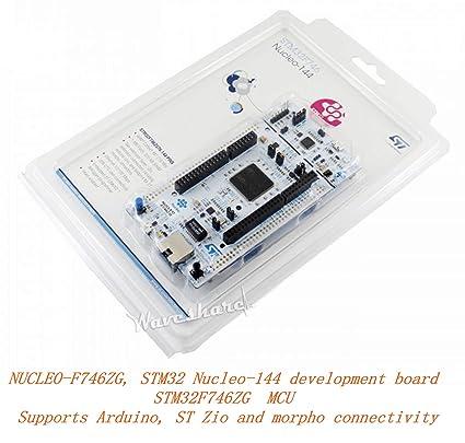 Amazon com: Venel Electronic Component, Nucleo-F746Zg, STM32 Nucleo