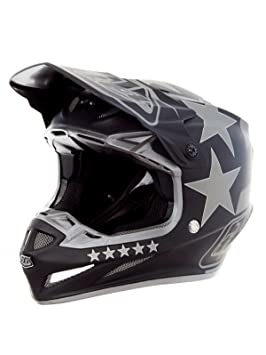 Casco Mx Troy Lee Designs 2018 Se4 Freedom Composite Negro (L , Negro)