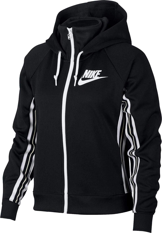 Nike Full Zip PK Chaqueta con Capucha: Amazon.es: Ropa y ...