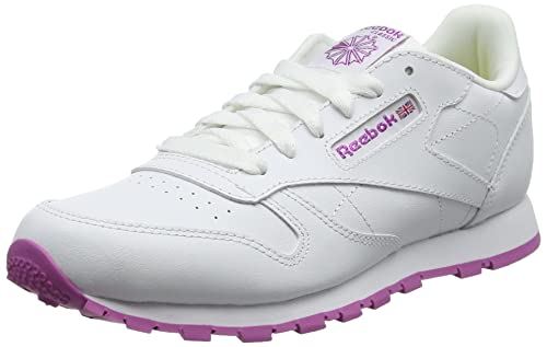 Reebok Classic Leather, Zapatillas de Running Unisex para Niños: Amazon.es: Zapatos y complementos