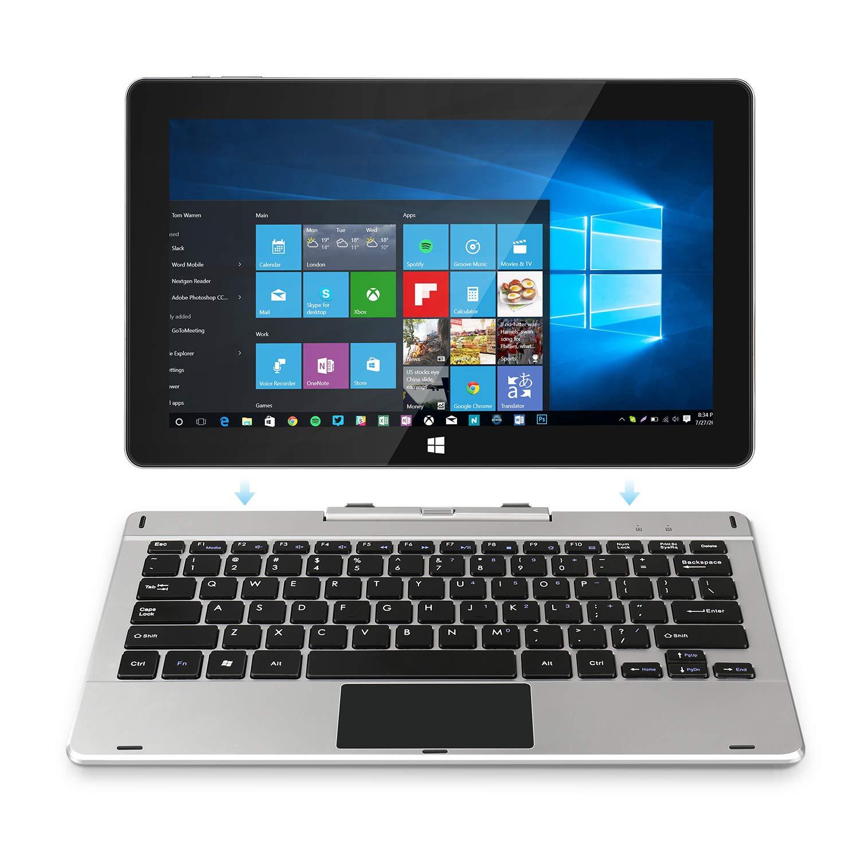 """Jumper EZpad 6 Pro 11,6"""" PC Portable Tablette PC Hybride 2-en-1 détachable (avec clavier) (Intel Apollo Lake N3450, Quad-Core, 6 Go de RAM,eMMC 128 Go, Windows 10) product image"""