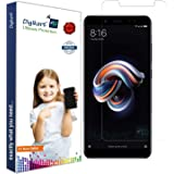 Digikart Mobile Screen Protector Transparent Tempered Glass for Redmi Note 5 Pro