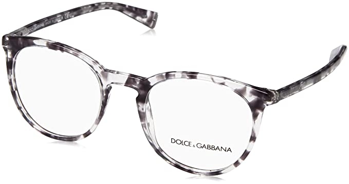 Amazon.com: Dolce & Gabbana dg3269 Monturas de anteojos 3139 ...