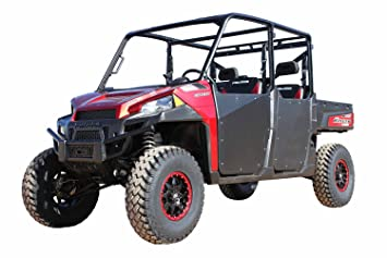 Dragonfire Racing ReadyForce Black HiBoy Doors Polaris Ranger Crew 900  sc 1 st  Amazon.com & Amazon.com: Dragonfire Racing ReadyForce Black HiBoy Doors Polaris ... pezcame.com
