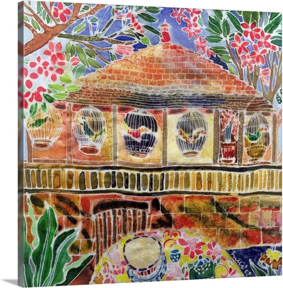 Amazon.com: GREATBIGCANVAS Lotus Cafe, Ubud, Bali, 30 Canvas
