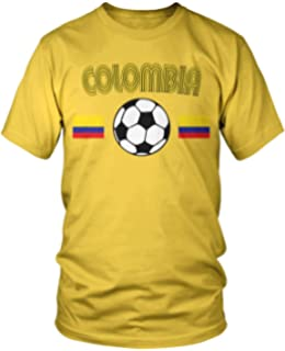 d39c634c1 Adidas Colombia Home Soccer Jersey