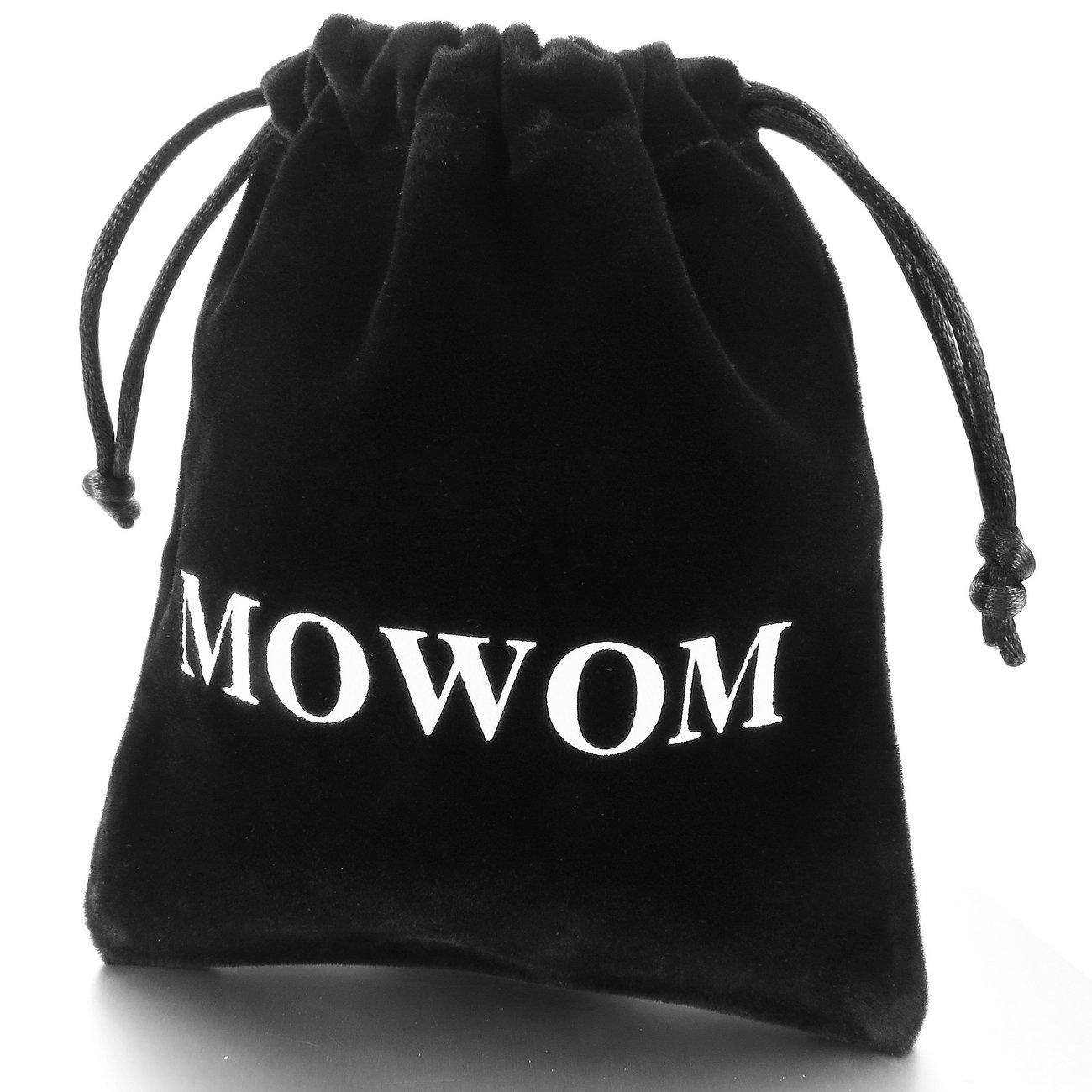 MOWOM 5~7PCS Black Brown Alloy Genuine Leather Bracelet Bangle Rope Guitar Surfer Wrap Adjustable Set ca5020411