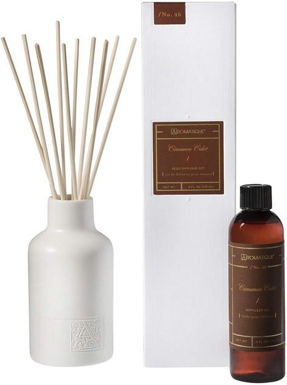 CINNAMON CIDER Aromatique Reed Diffuser Gift Set