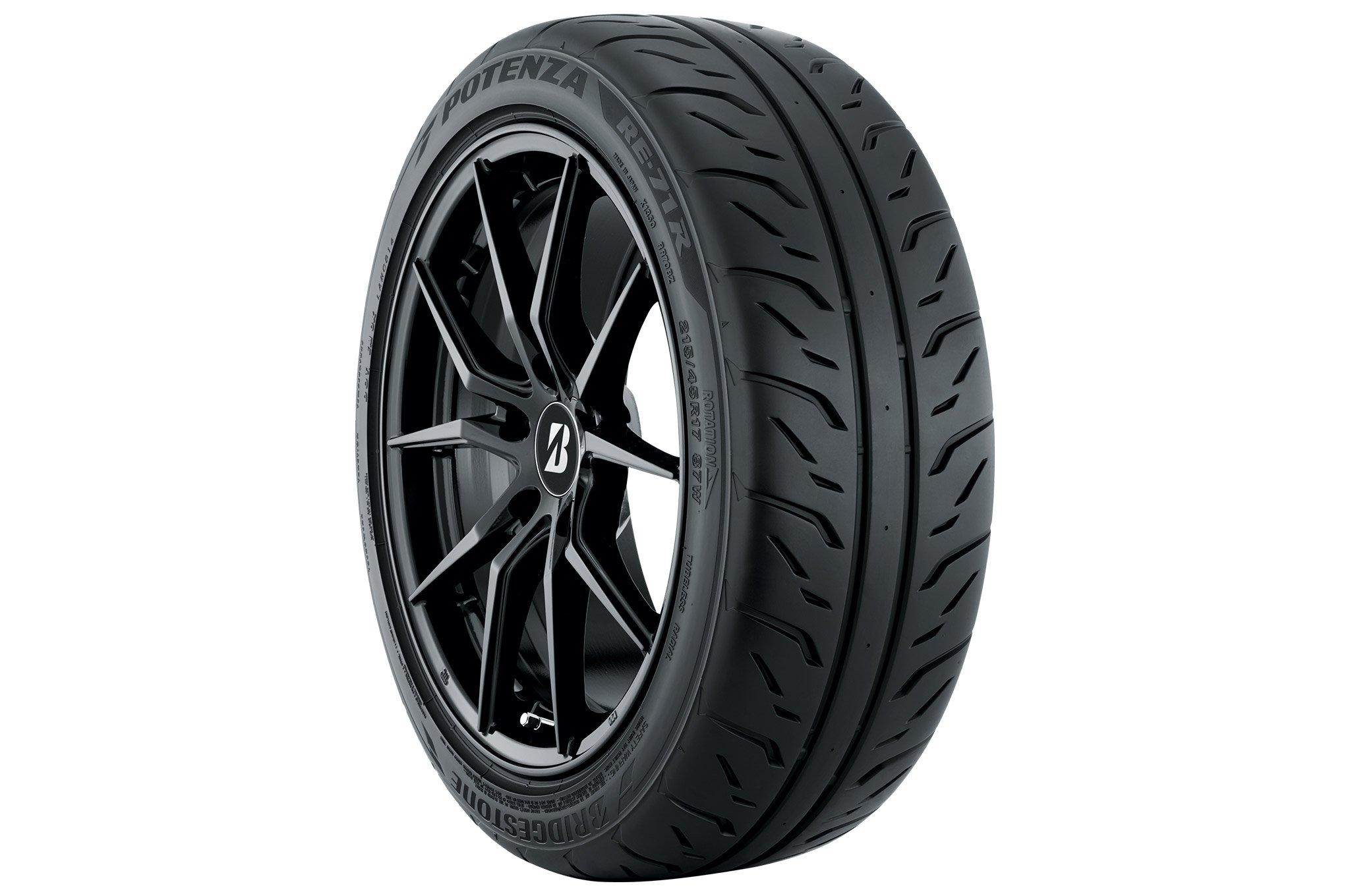 Bridgestone Potenza RE-71R Racing Radial Tire -245/40R18 97W