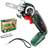 Bosch Cordless NanoBlade Chain Saw AdvancedCut 18 (Without Battery, 18 Volt System, in Box)