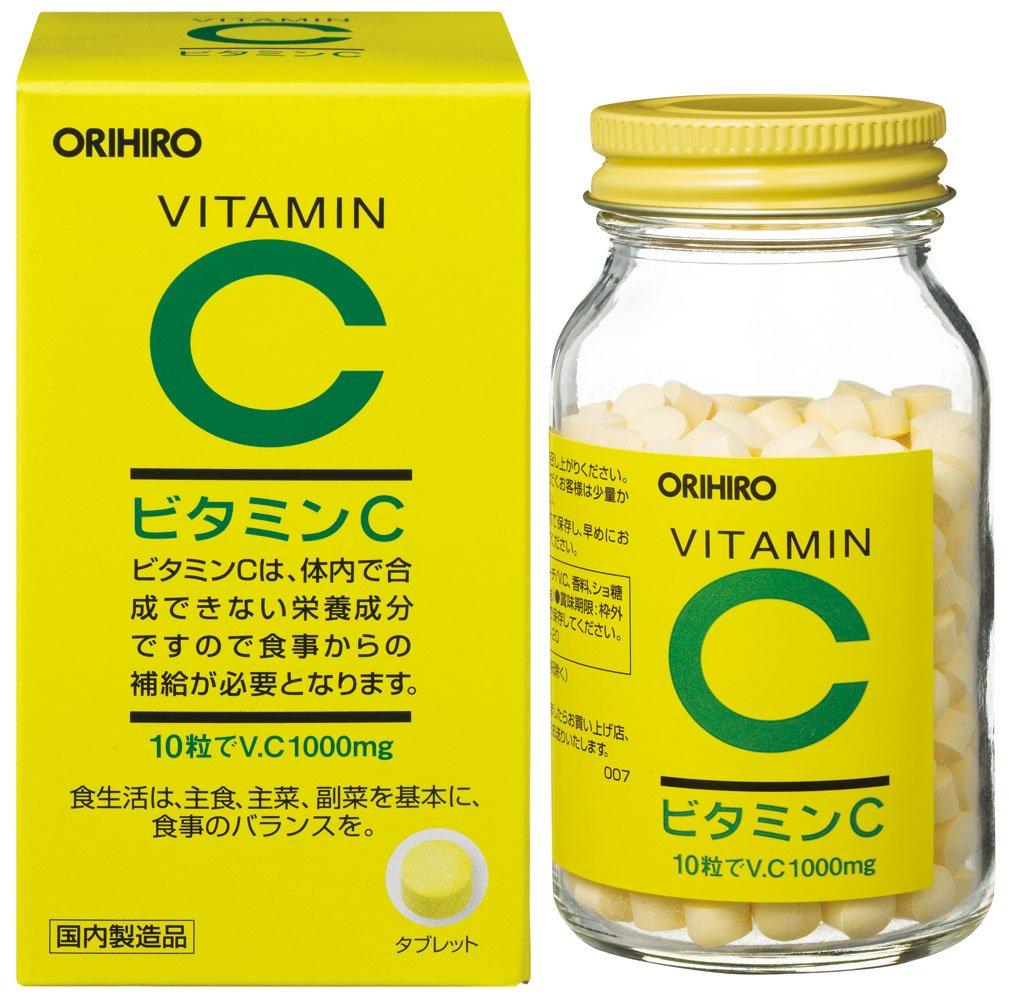 オリヒロ ビタミンC 300粒
