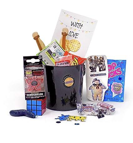 Bolsa de dulces con temática retro de Stranger Things ...