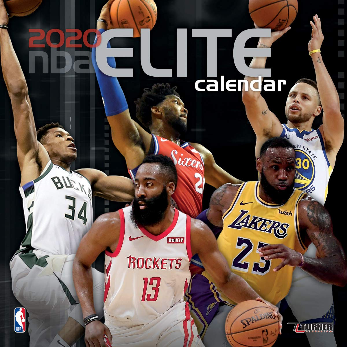 NBA Elite 2020 Calendar: Amazon.es: Lang Companies, Inc.: Libros ...