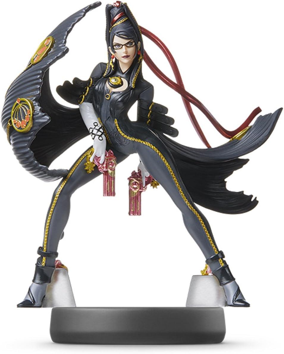 Nintendo Amiibo Beyonetta 2P Fighter (Smash Brothers series) Japan Import: Amazon.es: Videojuegos