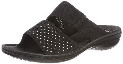 Rieker Damen 608k8 Pantoletten  Amazon.de  Schuhe   Handtaschen cb5d484bd1