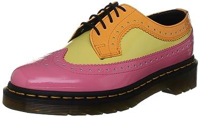 Martens Rose Dr 3989 Femme Lacets Patent À Basses Chaussures fPdxrqwSP