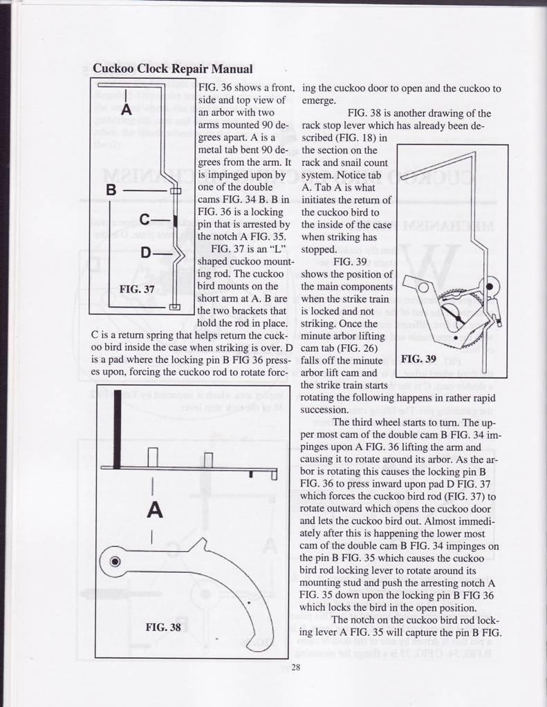 Regula 25 Movement Parts Diagram Manual Guide