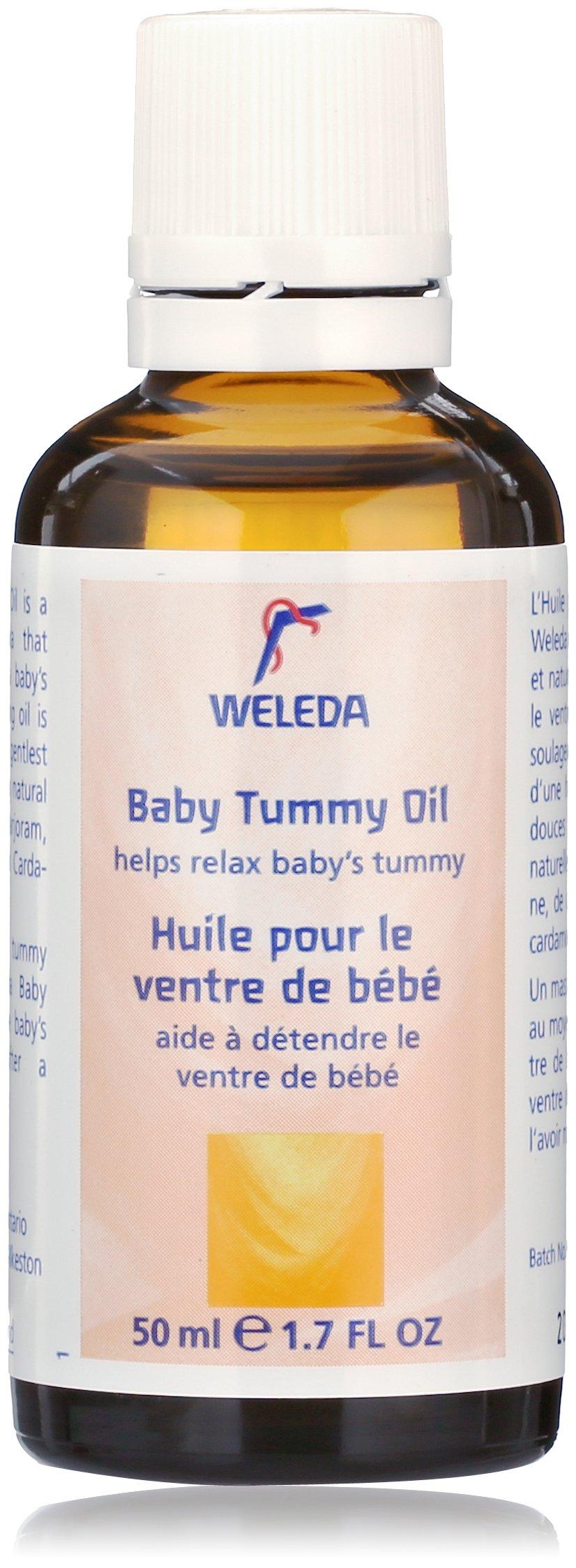 Weleda Baby Tummy Oil, 1.7-ounce