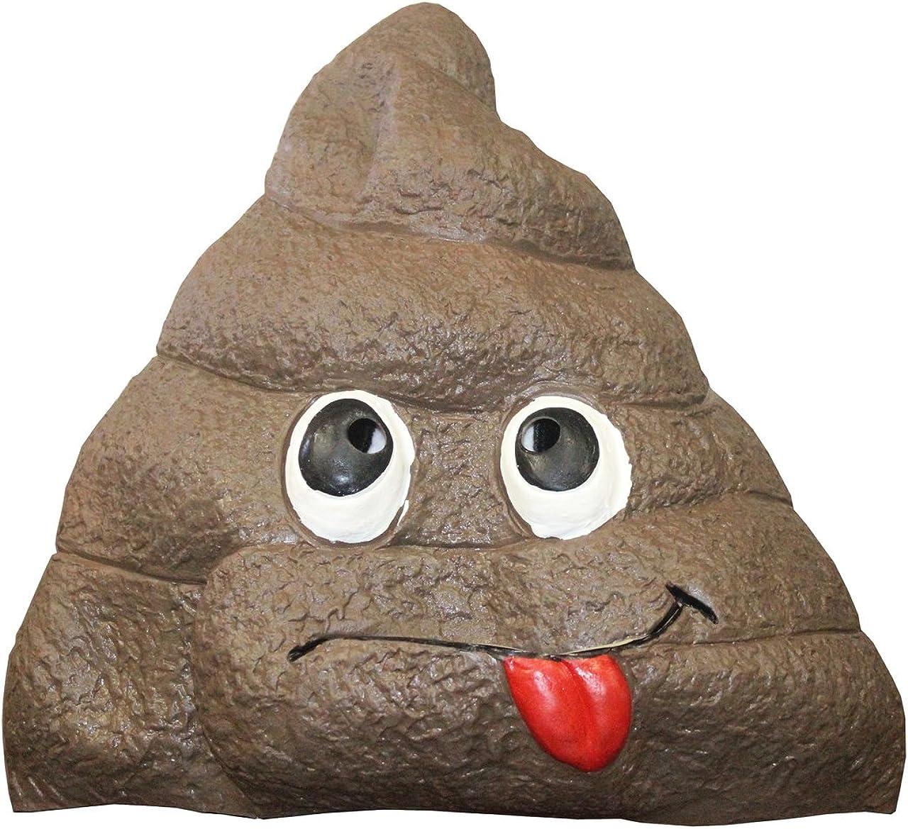 Doo Doo Giant Poop Fake Doody Head Latex