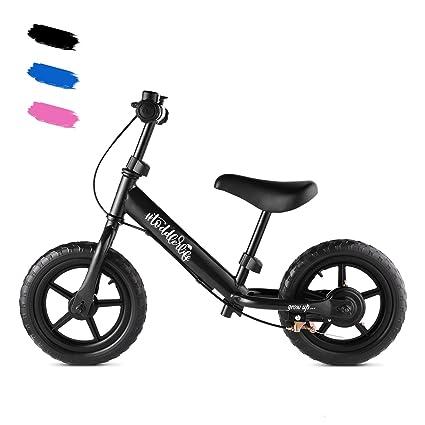 2ba951f34aa Pagacat Children Balance Bikes Bicycle Kids Walker No Foot Pedal Toddler  Bike(US Stock)