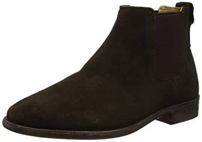 033037c68a484d KG by Kurt Geiger Men's Guildford Chelsea Boots, (Brown), 6 UK 40 EU ...