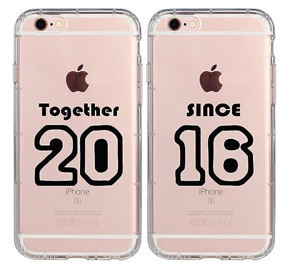 Amazon.com  Cute Boyfriend and Girlfriend Stuff Couple Matching ... dfe75edd9