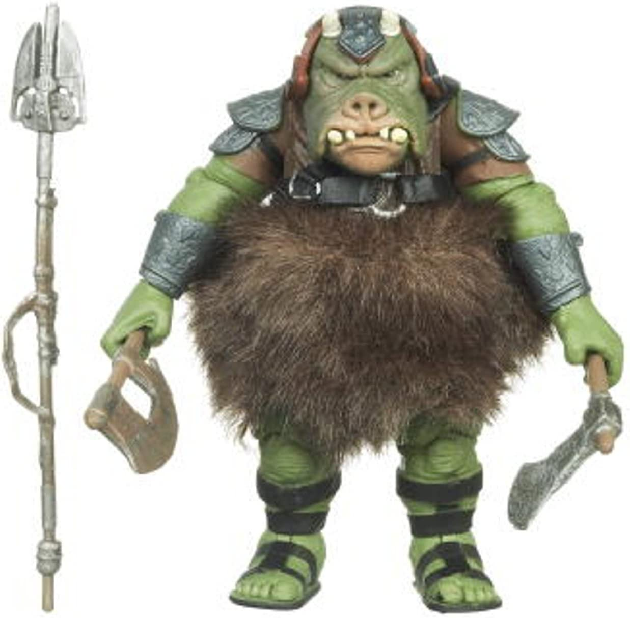 STAR WARS VINTAGE COLLECTION ROTJ GAMORREAN GUARD 3 3//4 INCH FIGURE EXCLUSIVE