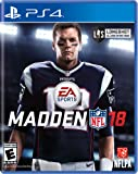 Madden 18 - Pre-load - PS4 [Digital Code]