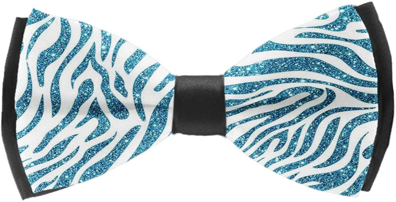 *BRAND NEW* BLUE AND RED CHECKED TUXEDO MENS BOW TIE B760