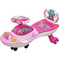 Ehomekart Galaxy Twist and Swing Magic Car, Pink